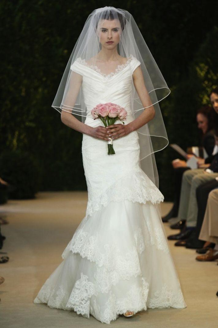 Carolina Herrera Wedding Dress Spring 2014 Bridal 26