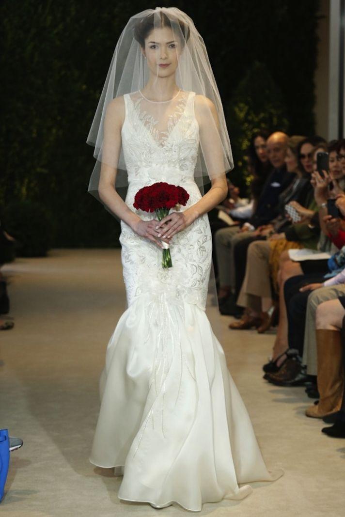 Carolina Herrera Wedding Dress Spring 2014 Bridal 2
