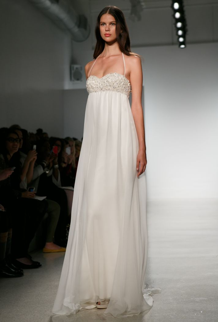Christos Wedding Dress Spring 2014 Bridal 2