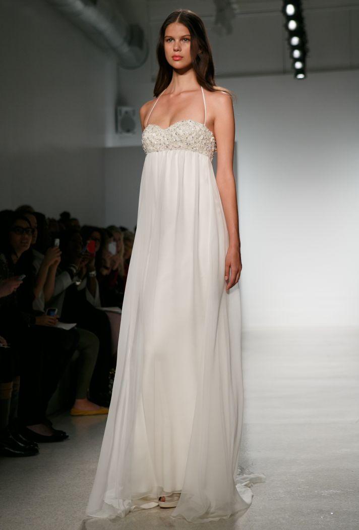 Christos Wedding Dress Spring 2014 Bridal 2