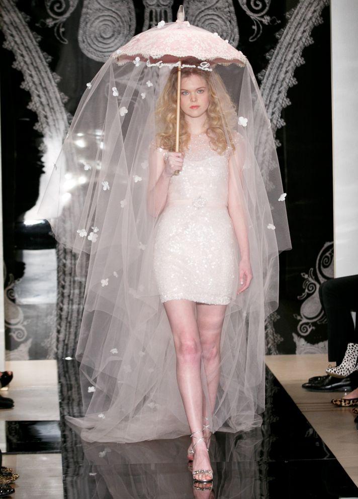 Reem Acra Wedding Dress Spring 2014 Bridal Olivia Ariella