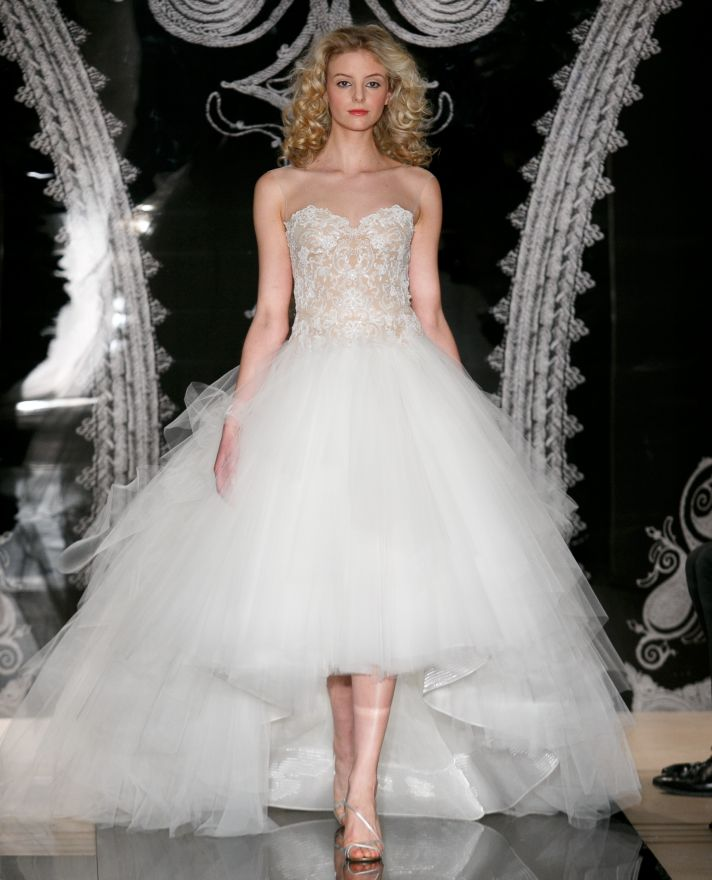 Reem Acra Wedding Dress Spring 2014 Bridal Chelsea