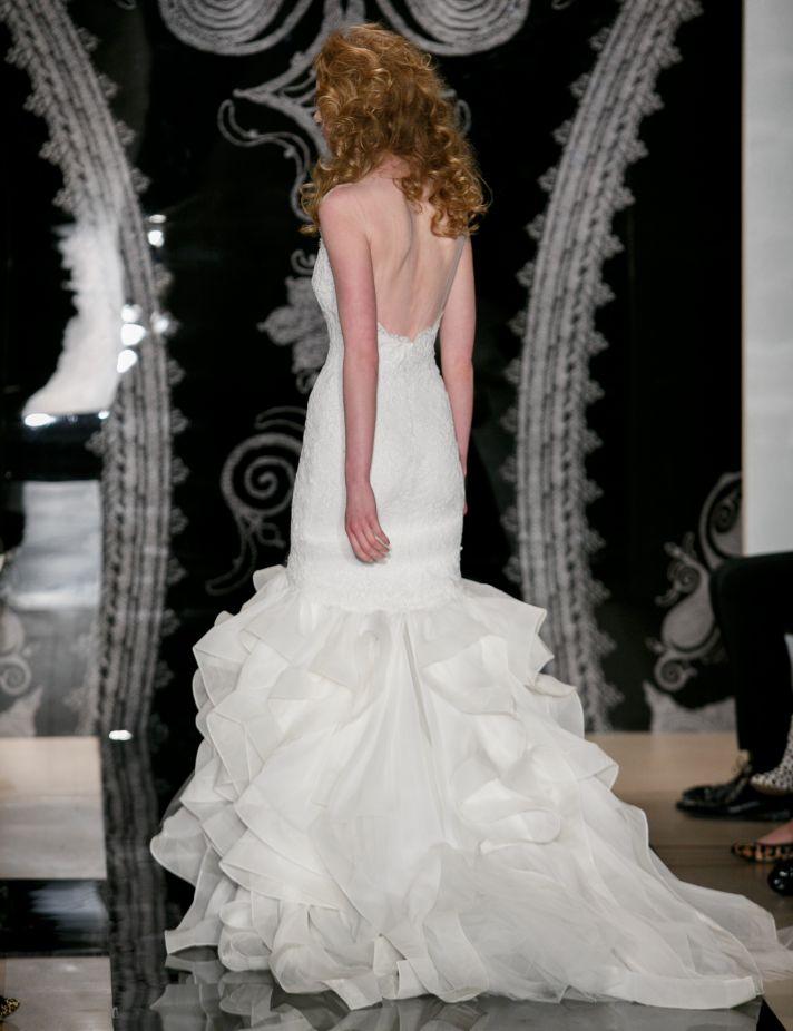 Reem Acra Wedding Dress Spring 2014 Bridal Sariah