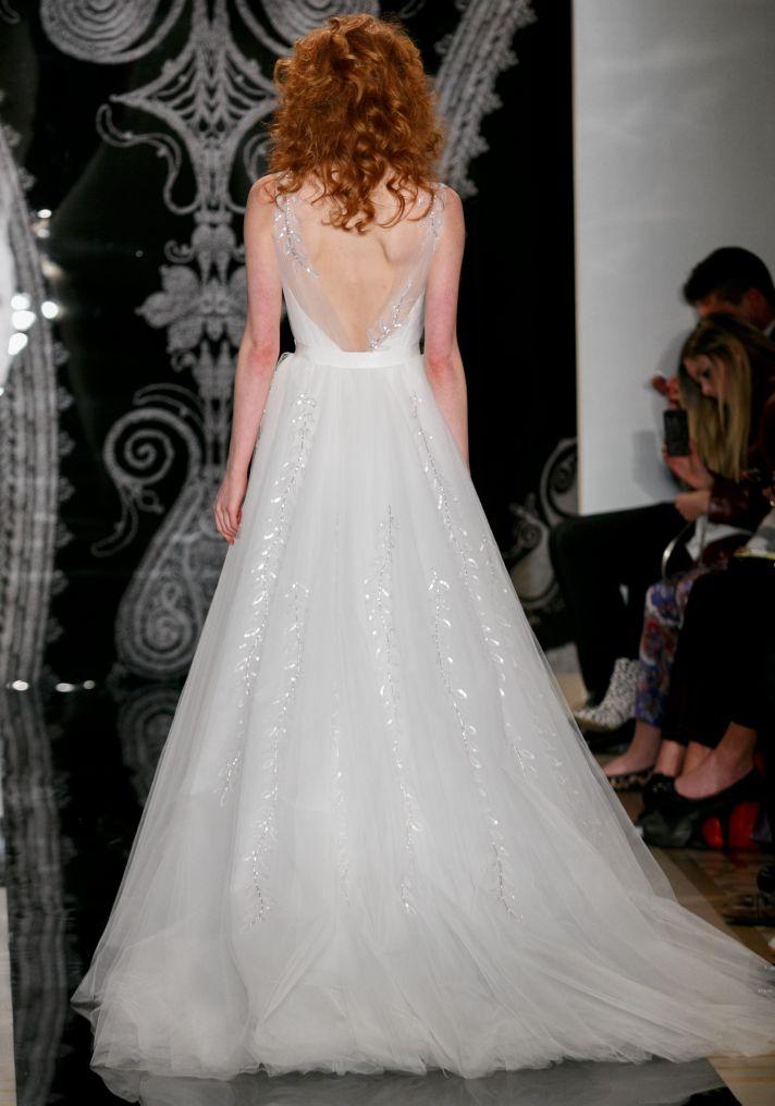 Reem Acra Wedding Dress Spring 2014 Bridal 19
