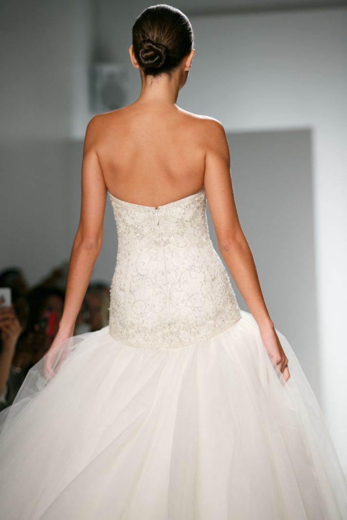 Kenneth Pool Wedding Dress Spring 2014 Bridal Gloria