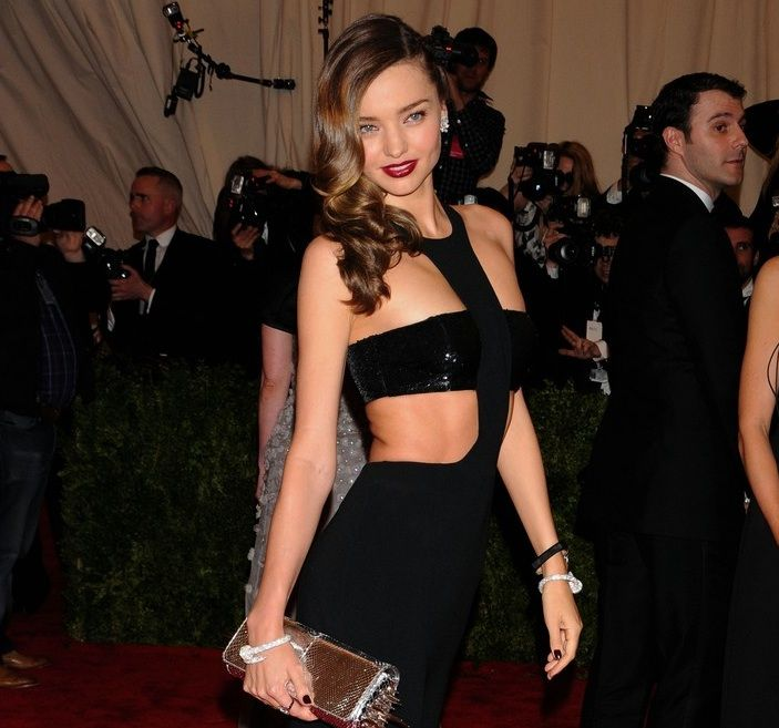 Met Ball 2013 wedding hair makeup dos and donts miranda kerr