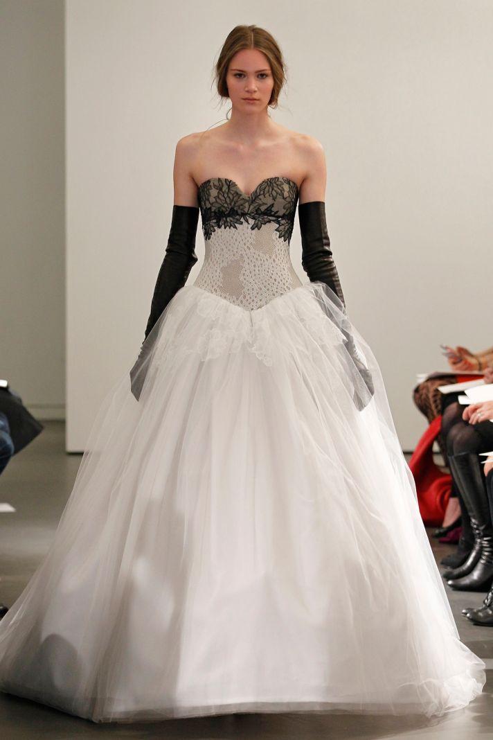 Vera Wang Wedding Dress Spring 2014 Bridal 7