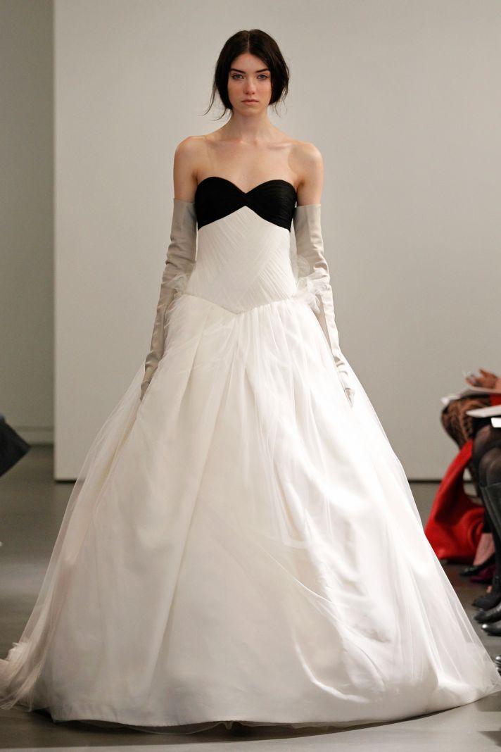 Vera Wang Wedding Dress Spring 2014 Bridal 12