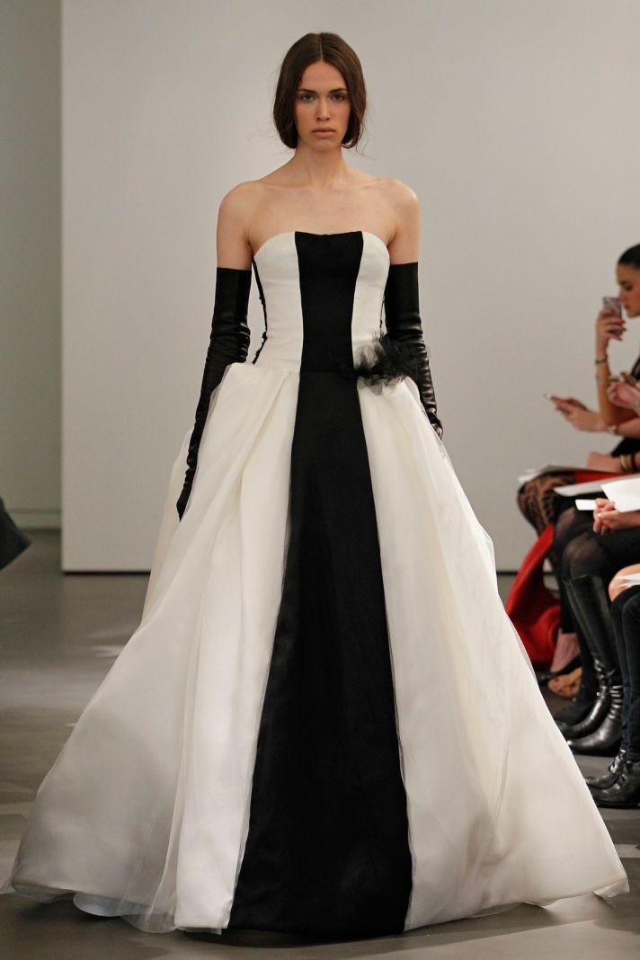 Vera Wang Wedding Dress Spring 2014 Bridal 17