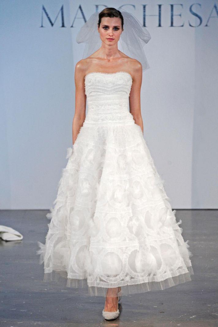 Marchesa wedding dress Spring 2014 bridal 17
