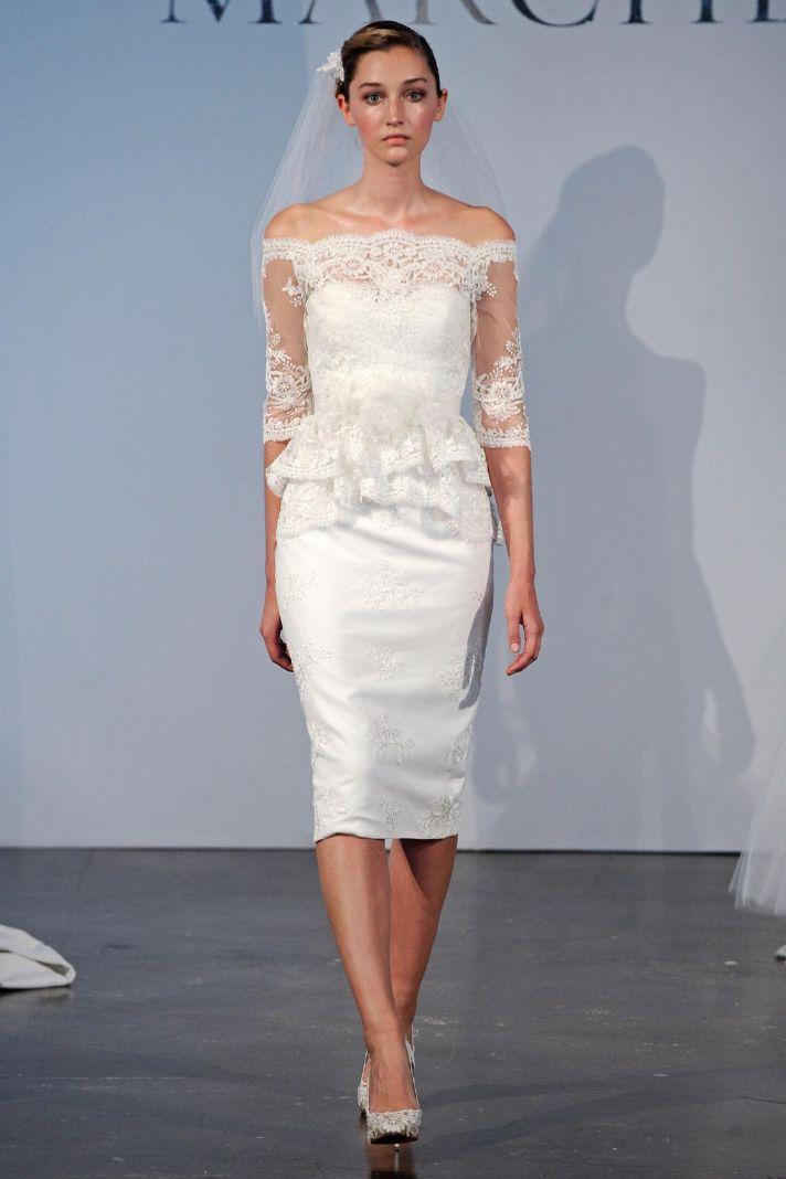 Marchesa wedding dress Spring 2014 bridal 12