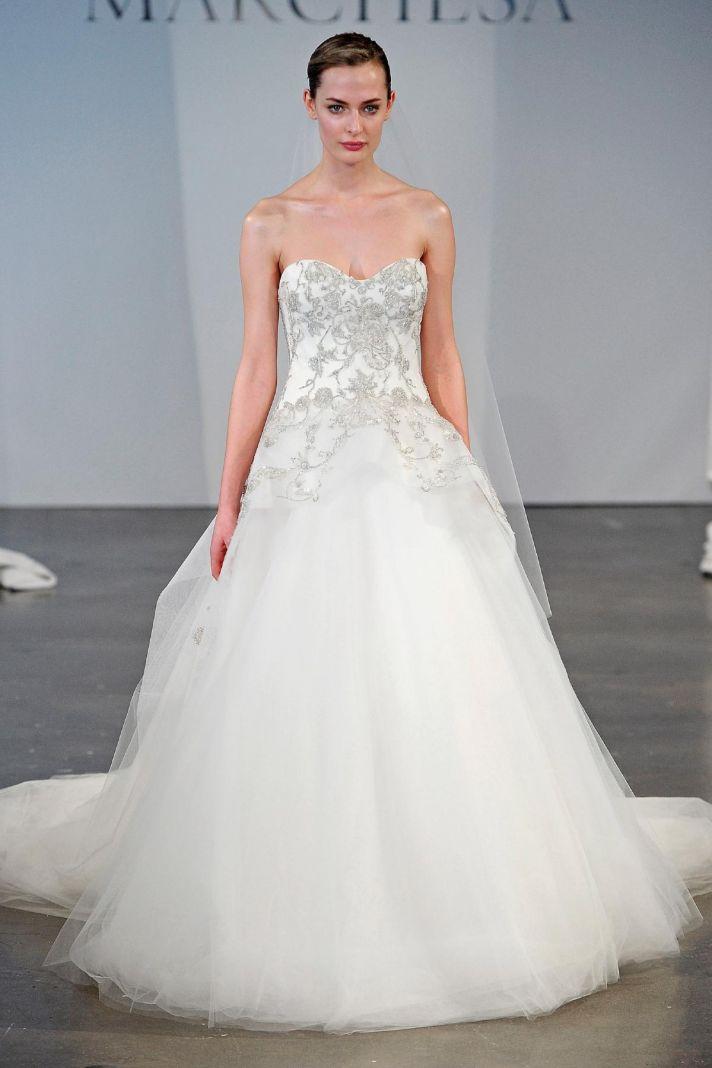 Marchesa wedding dress Spring 2014 bridal 7