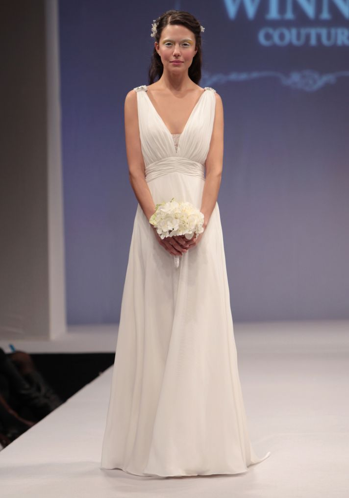 Winnie Couture Bridal Gown Spring 2013 Wedding Dress ARYA