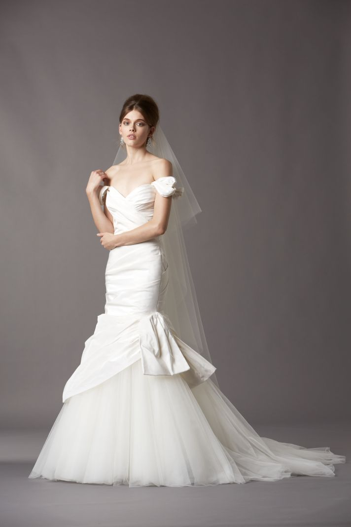 Watters Bridal Gowns Fall 2013 Wedding Dress 4036B