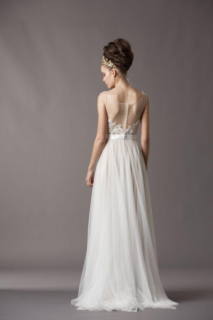 Watters Bridal Gowns Fall 2013 Wedding Dress 4061B
