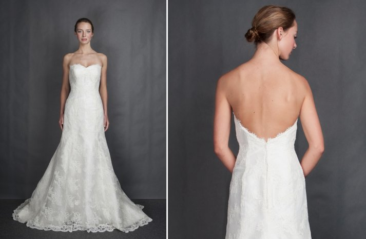 Heidi Elnora wedding dress Spring 2014 Bridal Riley Grace