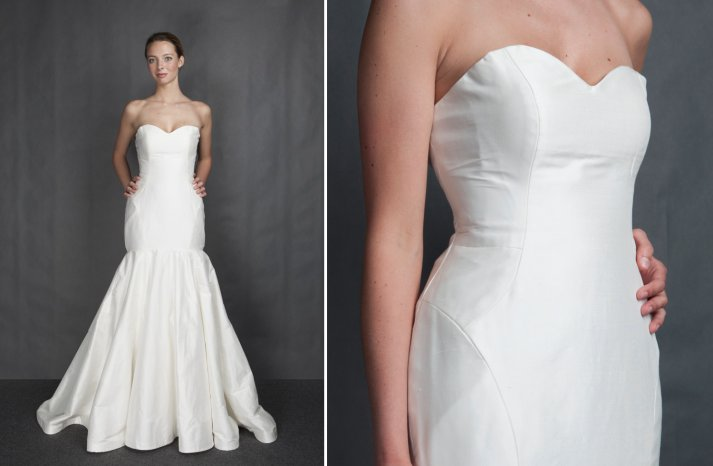 Heidi Elnora wedding dress Spring 2014 Bridal Jen Abbot