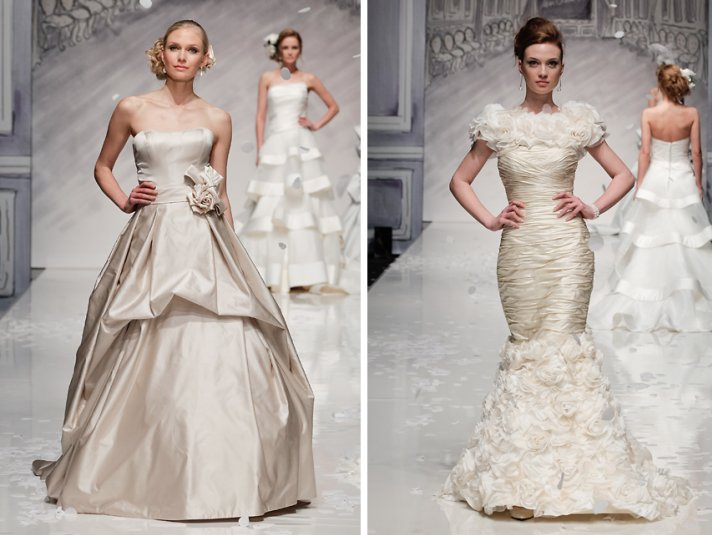 Ian Stewart wedding dresses spring 2014 bridal 1