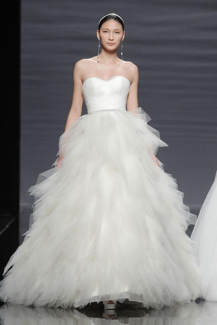 Rosa Clara wedding dress 2014 bridal 5
