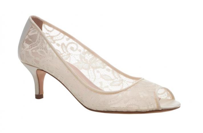 Wedding shoes by Harriet Wilde bridal heels 5