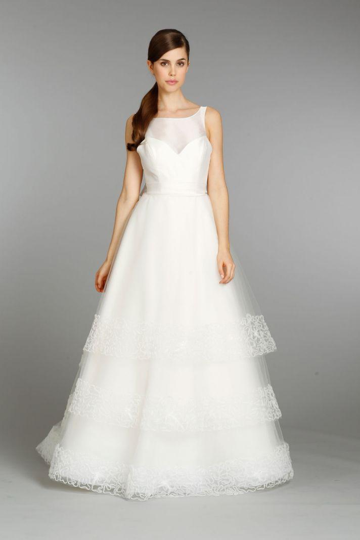 Tara Keely Wedding Dress Fall 2013 Bridal 2356