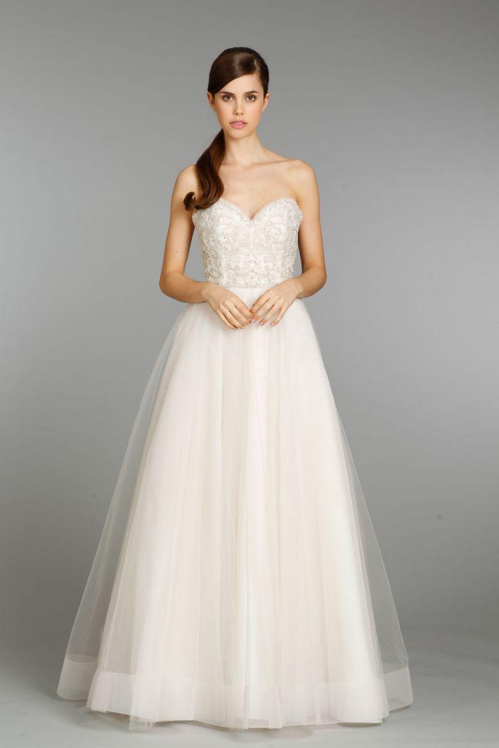 Tara Keely Wedding Dress Fall 2013 Bridal 2360