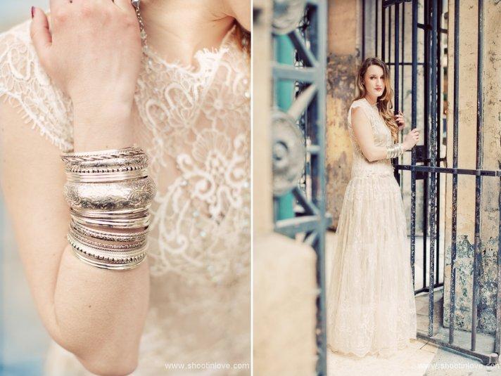 Romantic Bordeaux Bridal Shoot To Make You Swoon