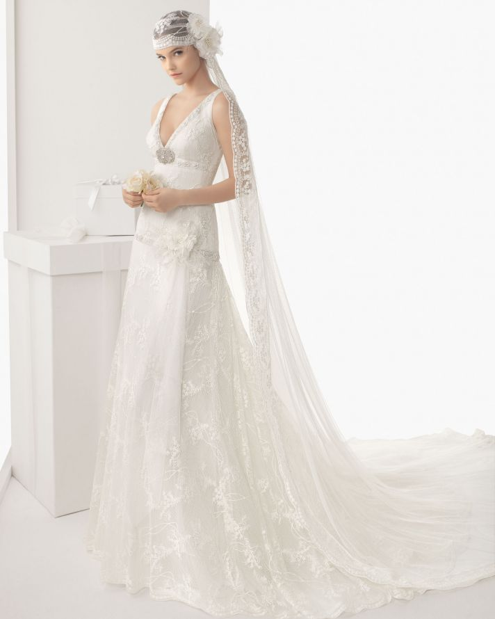Rosa Clara Wedding Dress 2017 Bridal Calima