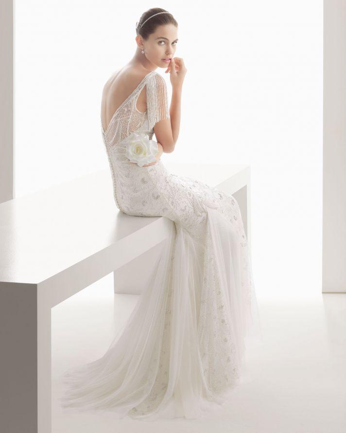Rosa Clara wedding dress 2014 bridal clio