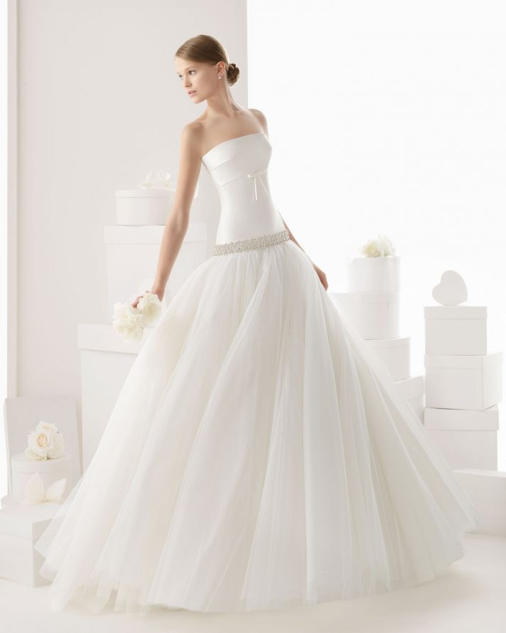 Rosa Clara wedding dress 2014 bridal Carpa