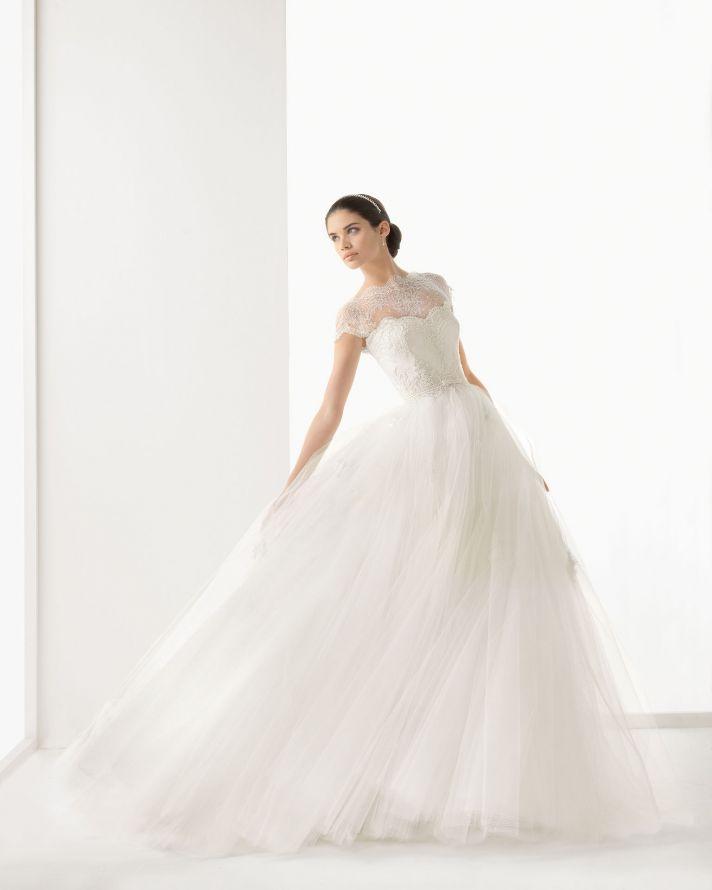 Rosa Clara wedding dress 2014 bridal Campana