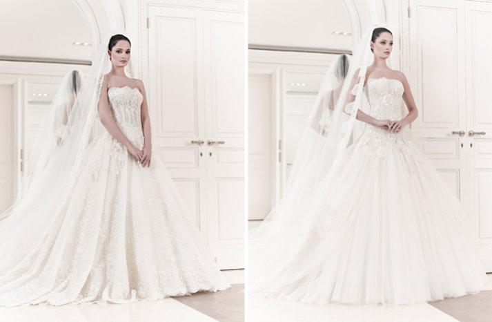 Zuhair Murad Wedding Dresses 2014 Bridal 2