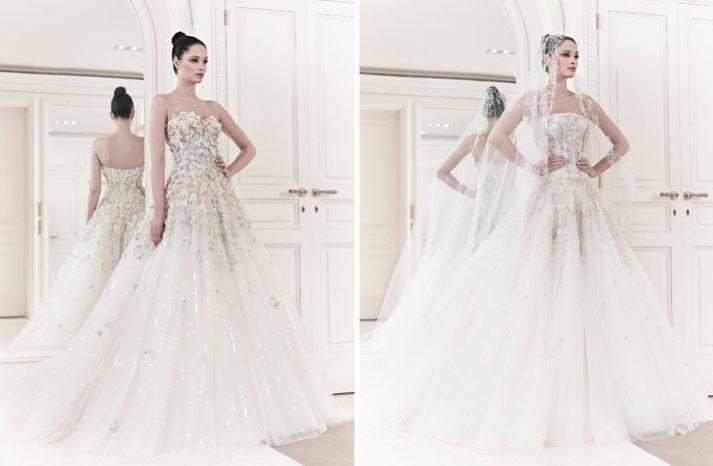 2014 wedding gowns by zuhair murad for Zuhair murad 2014 wedding dresses