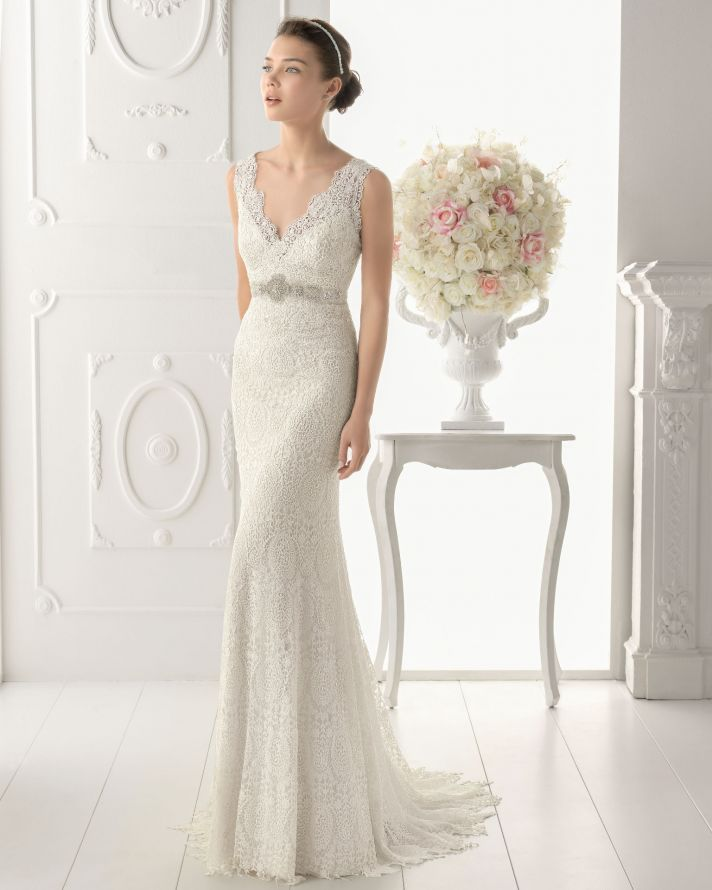 aire barcelona wedding dress 2014 bridal orsa