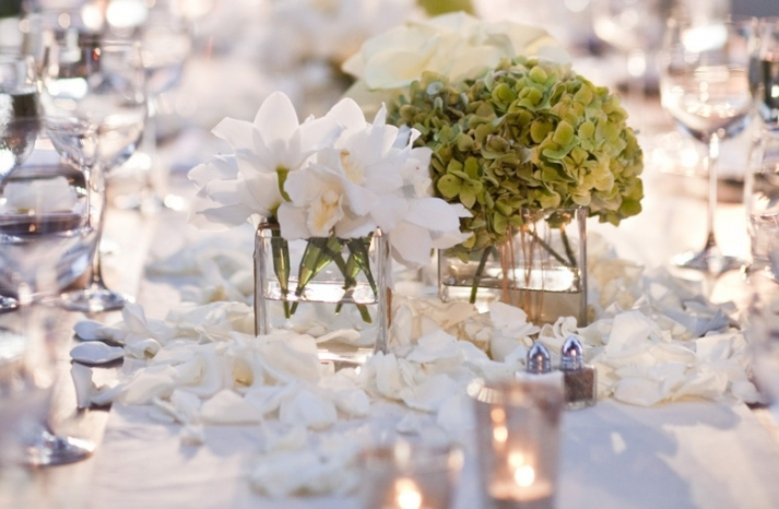 wedding santa barbara chic halberg photographers rustic elegant outdoor beach wedding table setting