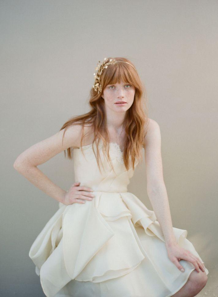 Wedding Dresses Fife 61 Vintage Indie bridal designers Leanne