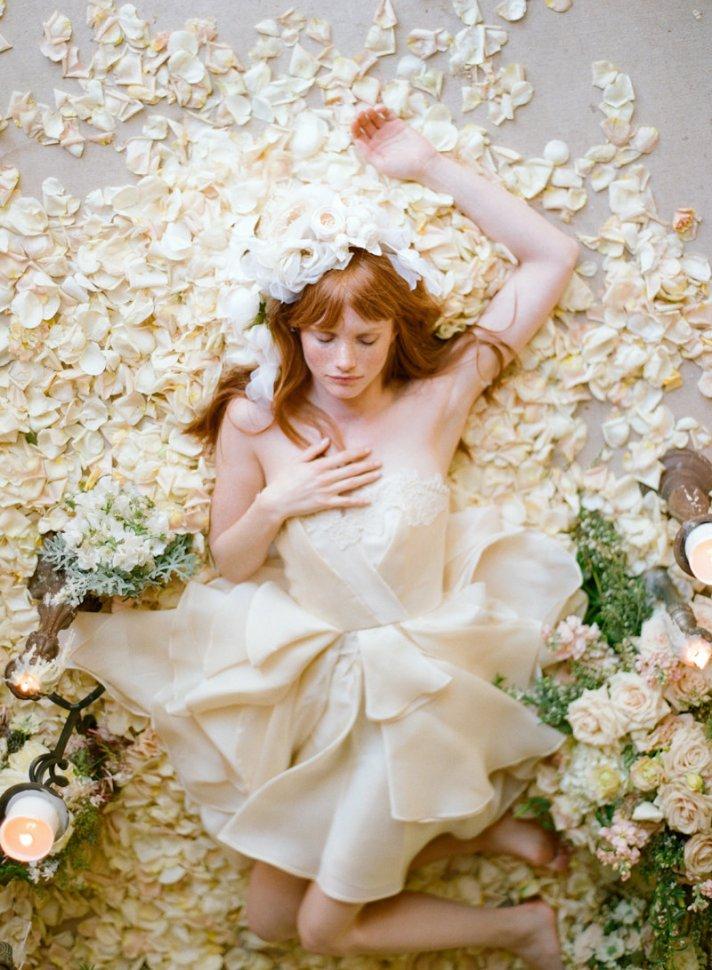 Indie bridal designers Leanne Marshall