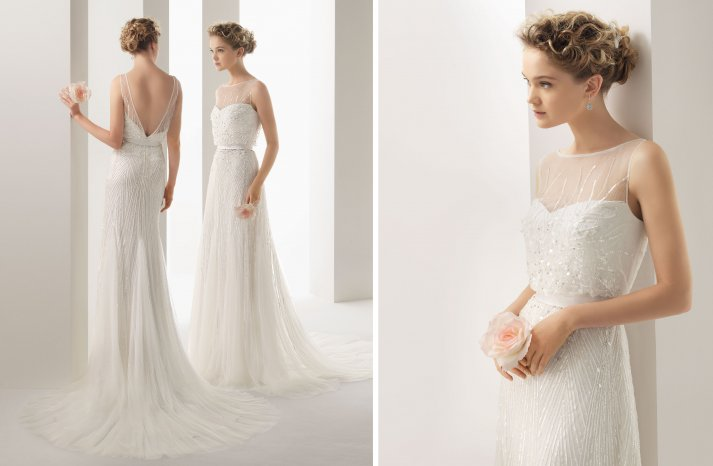 2014 wedding dresses from Rosa Clara Soft bridal collection 4