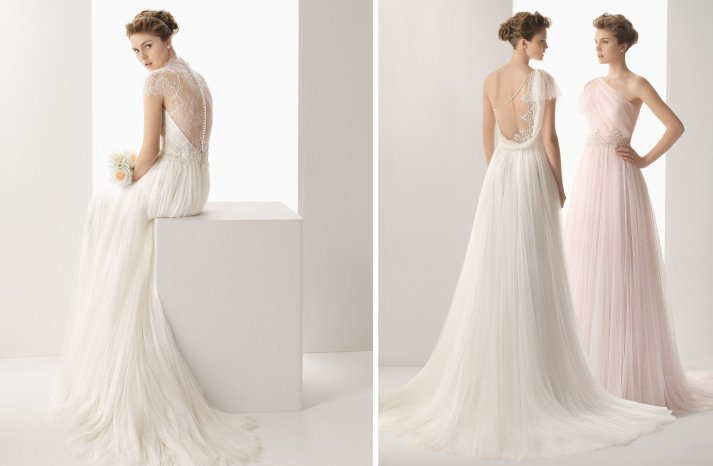 2014 wedding dresses from Rosa Clara Soft bridal collection 9