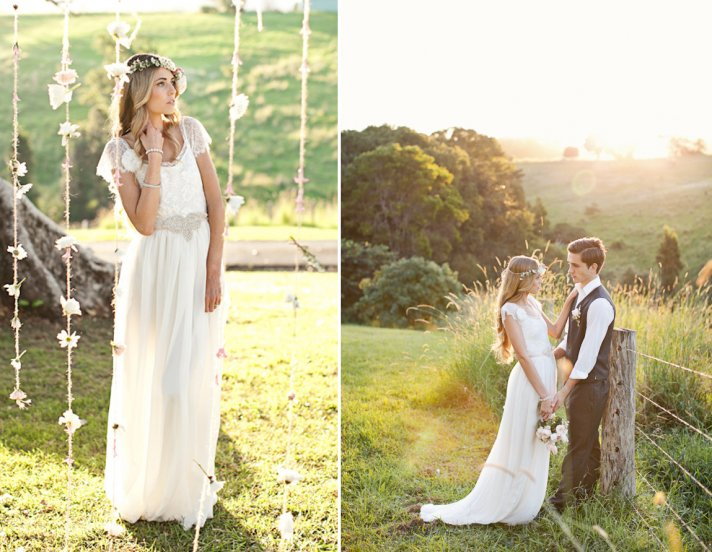 Grace loves lace beach wedding dresses and veils 3