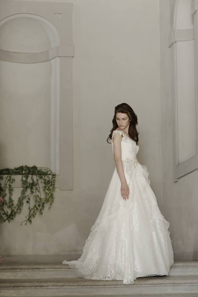 New Wedding Dress Collection from Alberta Ferretti Forever Bridal Versailles