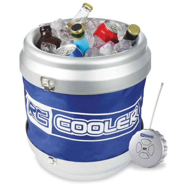 Remote Control Cooler for the Father of the Bride