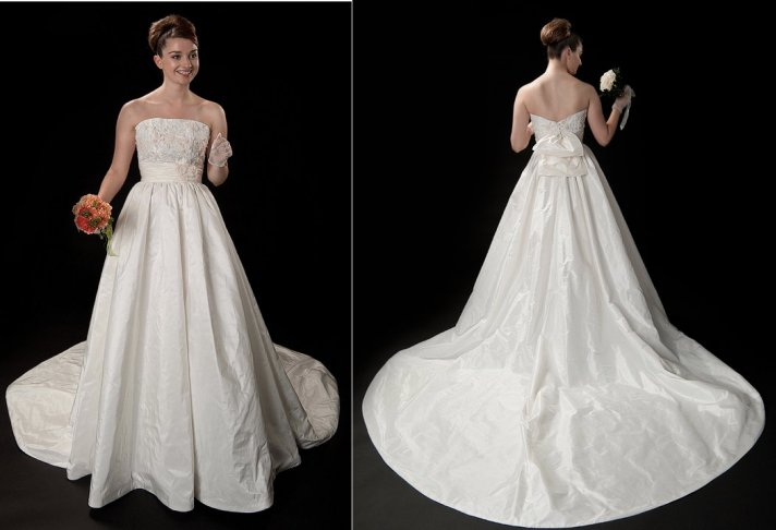 Juliet Wedding Dress 1 Fresh Custom wedding dress by