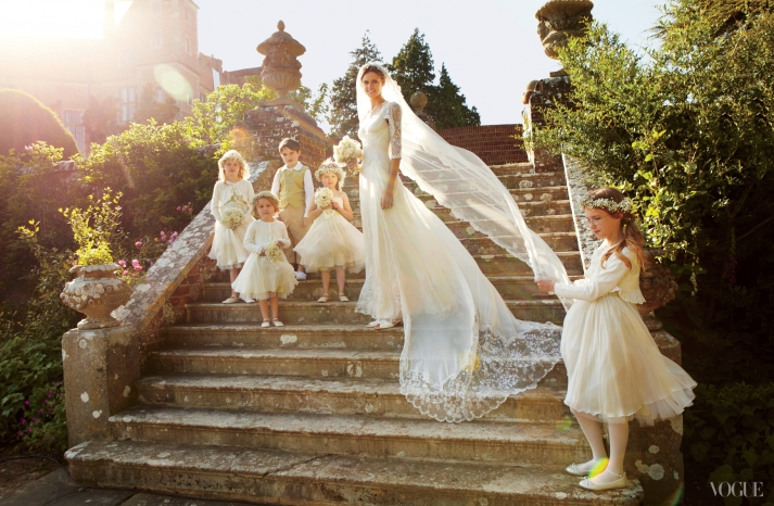 Jacquetta Wheeler celebrity wedding in Kent England