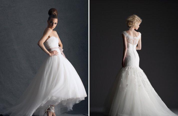 Cymbeline Paris wedding dress 2014 bridal preview 1