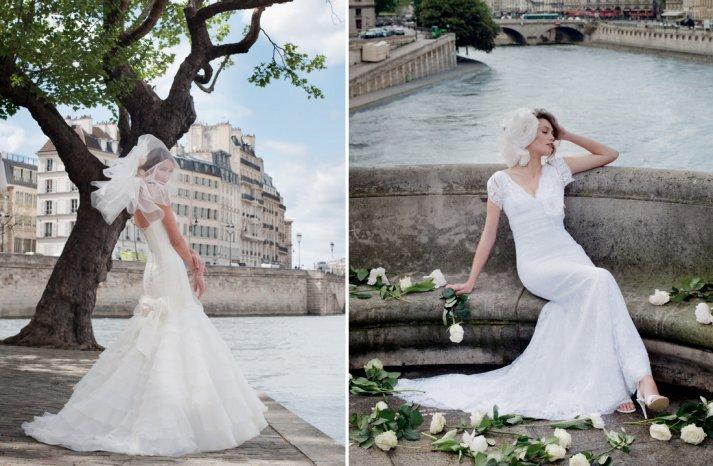 Cymbeline Paris 2014 Wedding Dresses Bridal Collection Preview 4