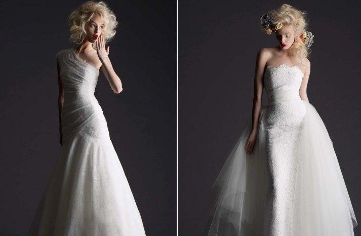Cymbeline Paris wedding dress 2014 bridal preview lookbook 4