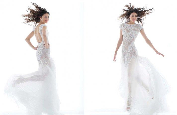Cymbeline Paris 2014 Wedding Dresses Bridal Collection Preview 9