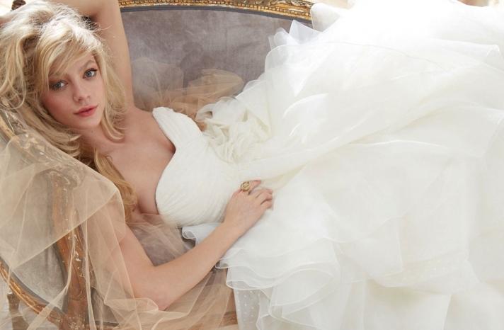 Hayley Paige Bridal Fall 2013 Wedding Dresses 6361