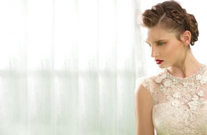 Hila Gaon wedding dress 2013 bridal 1